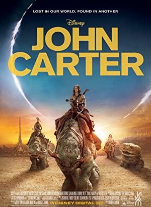 John Carter Moviepooper