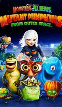 Monsters vs Aliens - MoviePooper