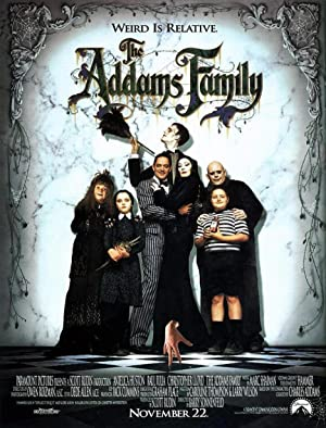 The Addams Family Moviepooper